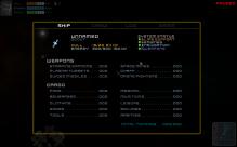 ship information